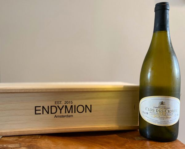 ENDYMION Wine - Spring 2020